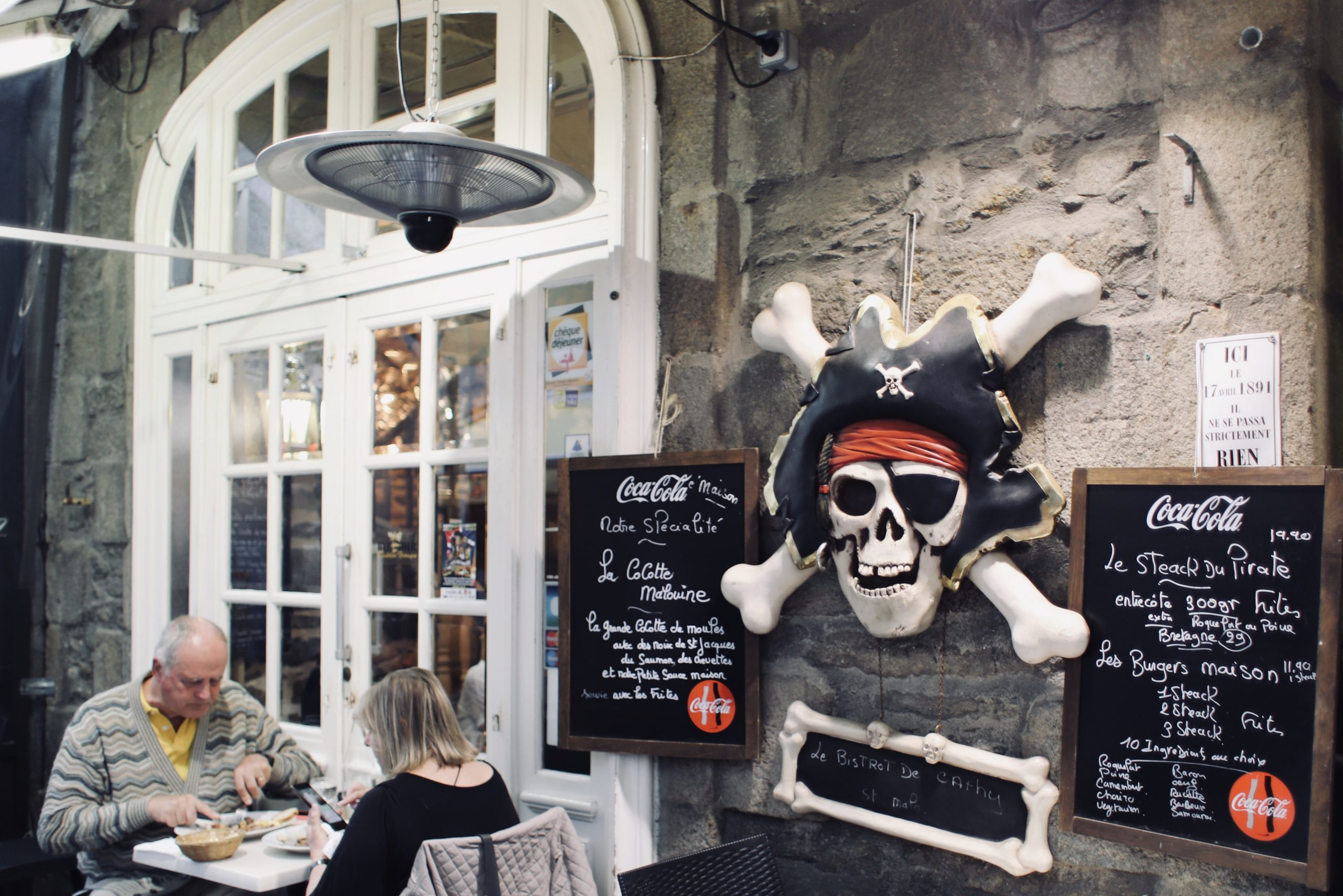 Saint-Malo, the city of pirates