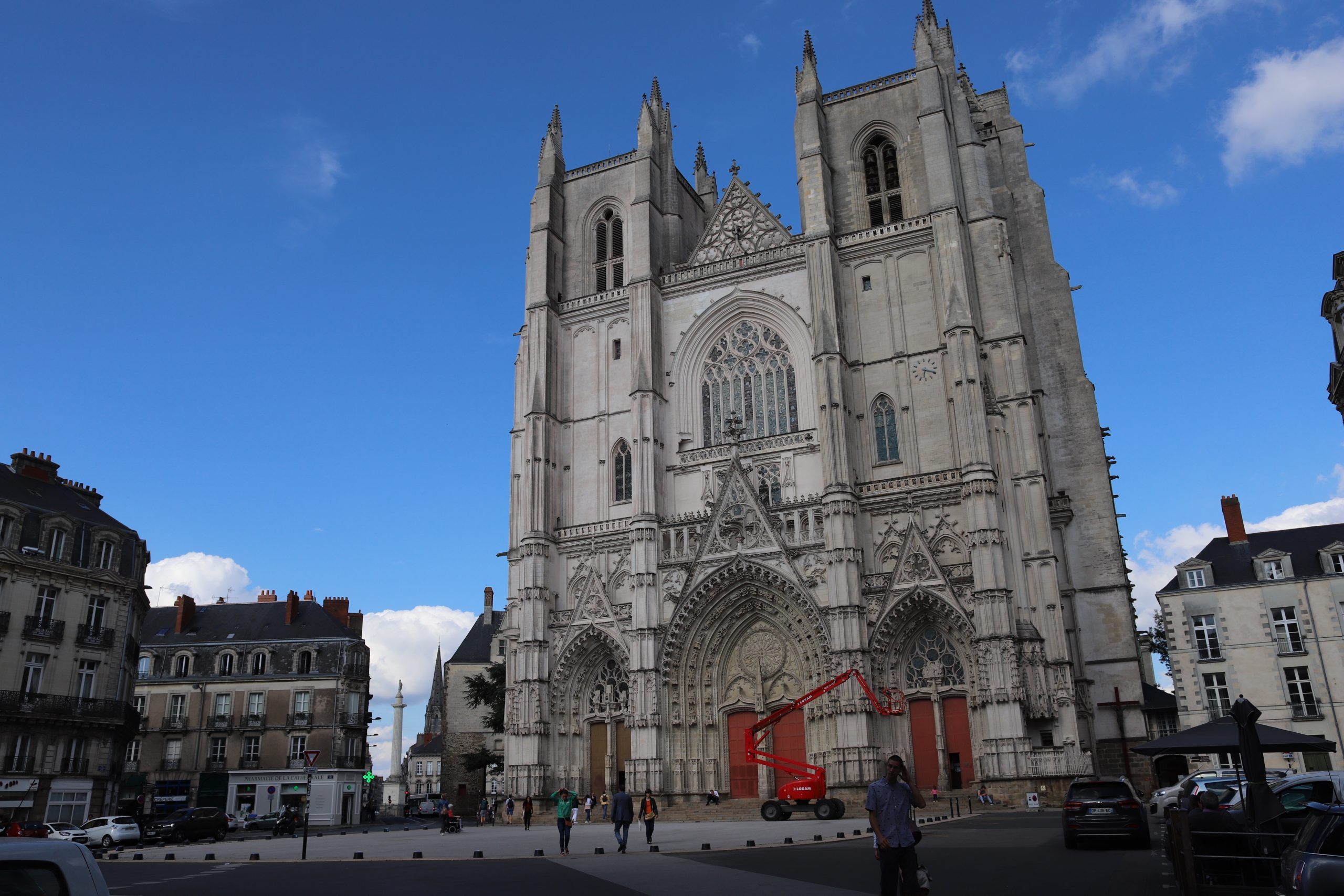 Cathedral of St. Peter and St Paul of Nantes