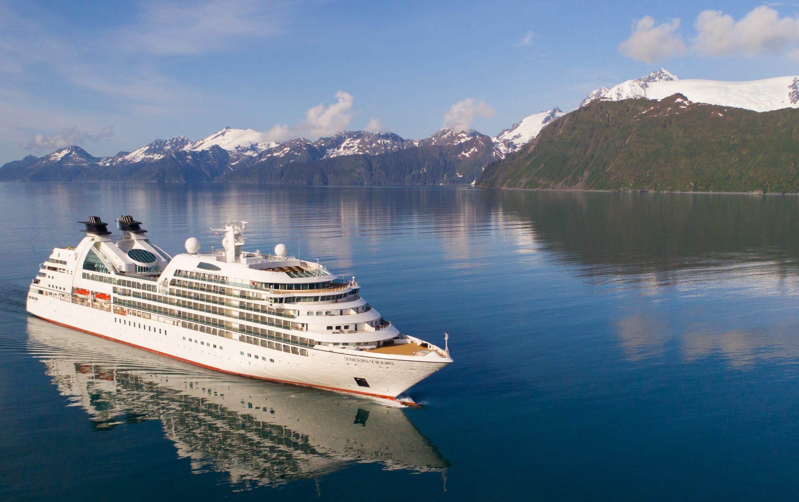 Seabourn-Sojourn Alaska