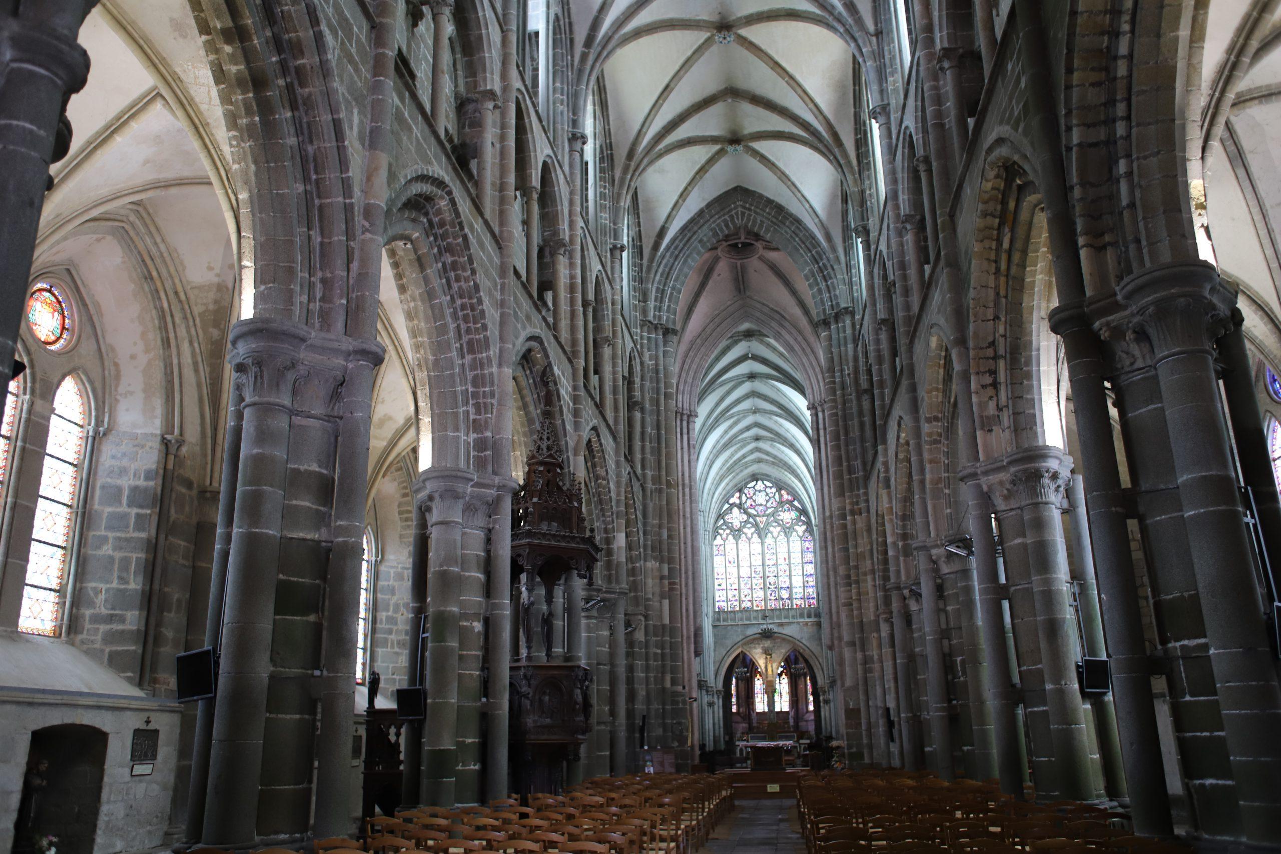 Saint-Samson de Dol-de-Bretagne cathedral