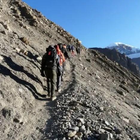15 Days Mt. Everest Trek In October And 2013