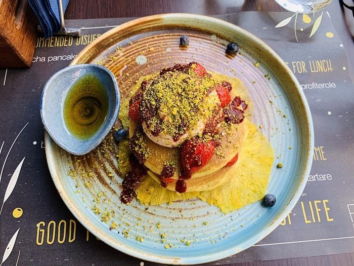 American-Pancakes, Bucharest Restaurants
