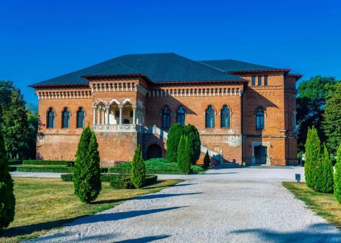 Mogosoaia Palace, Snagov Caldarusani Monasteries Tour