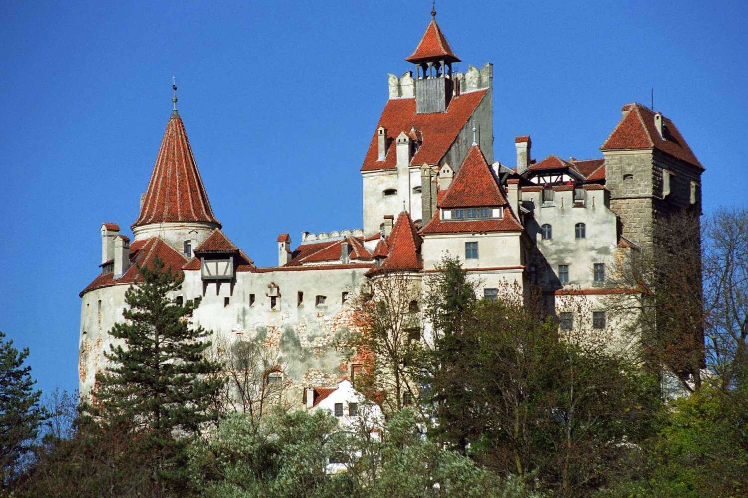 Transylvanian Medieval Castles & Fortified Churches