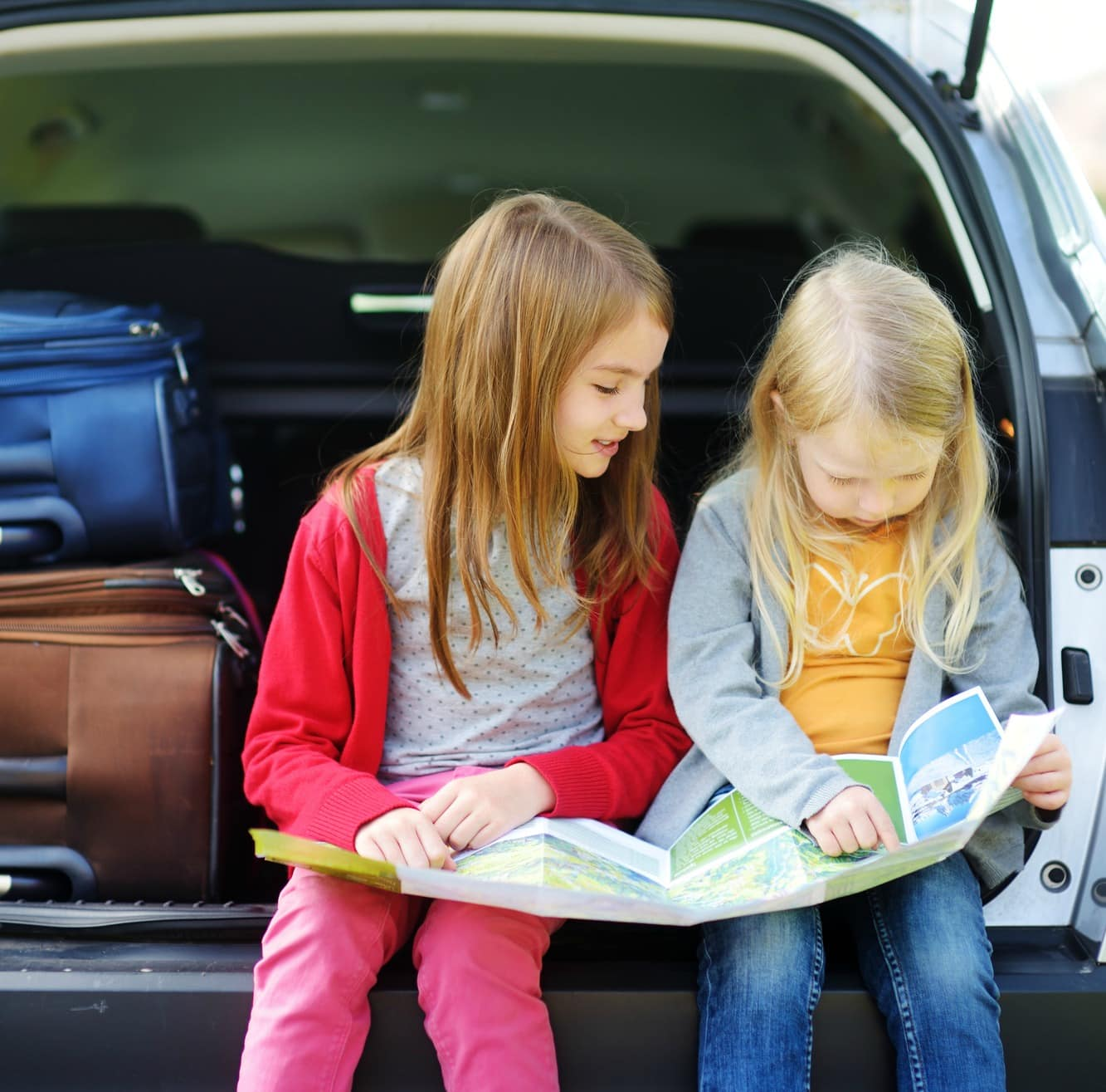 8 Unplugged Road Trip Activities For Kids
