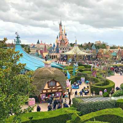 10 Best Disneyland Attractions - Best Baby & Toddler Rides