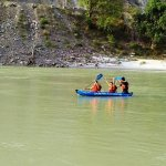 Kayaking in Rishikesh, River rafting in Rishikesh
