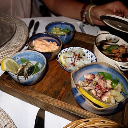 Dinner @ La Tortuga, Monterosso al Mare