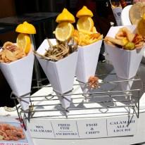 Fish & Chips, Riomaggiore