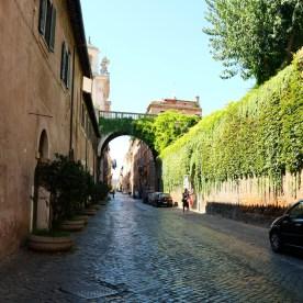 Backstreets of Rome