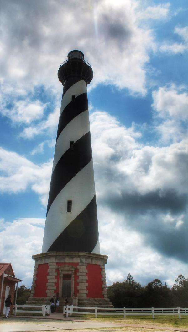 Things to do in Outer Banks NC Cape Hatteras lighthouse