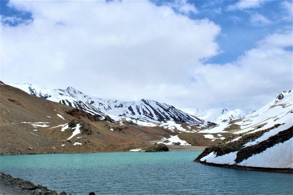 Road Trip to Leh Ladakh with Kids Suraj Tal Leh-Manali Highway