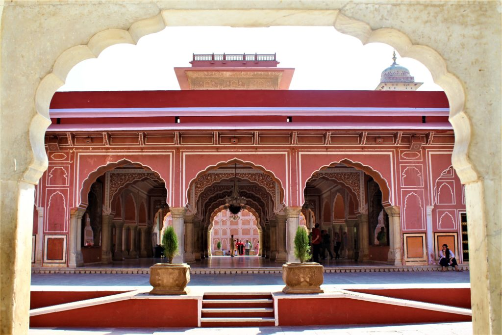 Things to do in Jaipur with Kids City Palace
