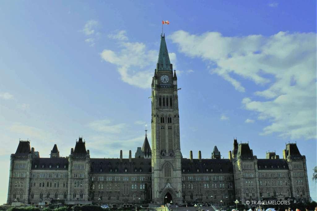 Parliament Hill Center Block