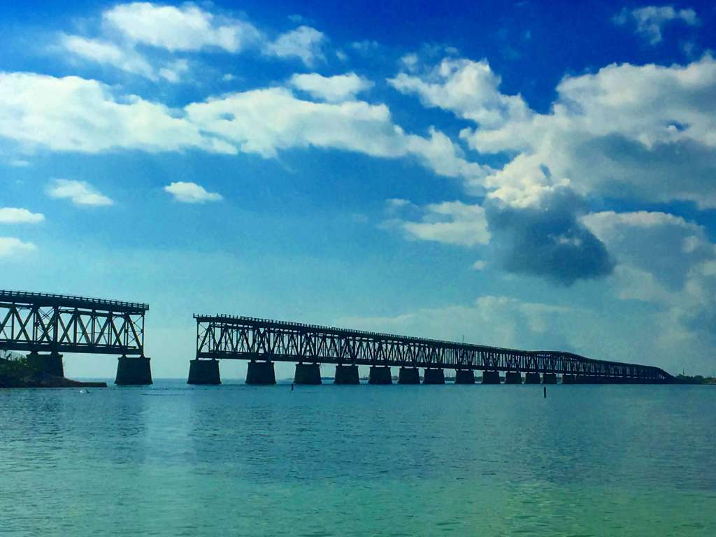 Florida Bahia Honda old bridge