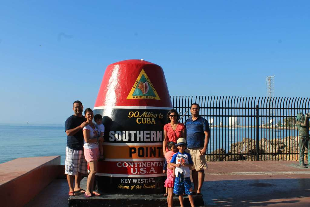 Florida Southernmost point Key West