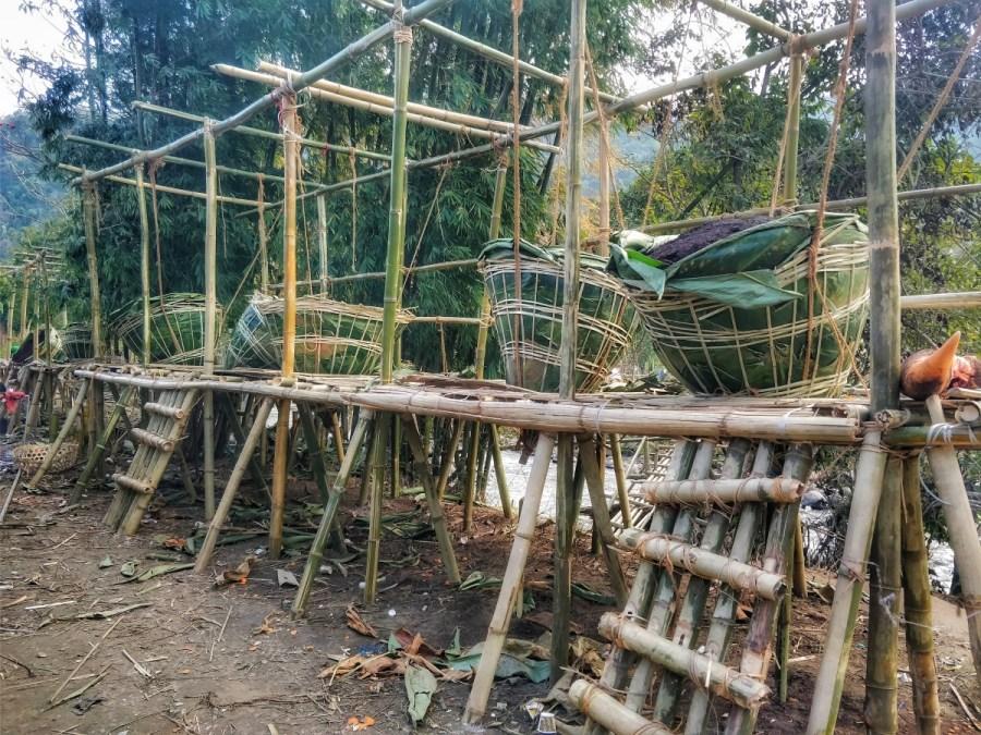 Nyishi Tribe Yazali Nyokum Local Beer Apong
