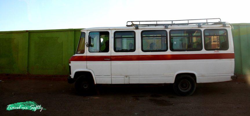 Viajar barato transporte público