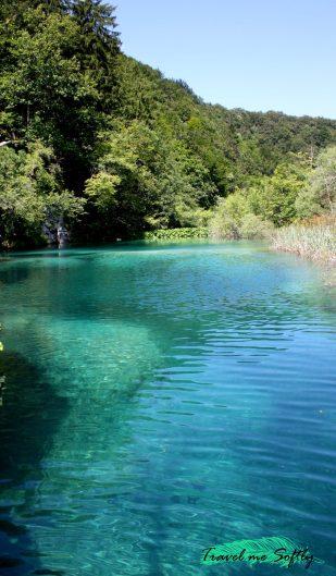 Aguas turquesa de Plitvice