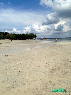 Puerto Princesa Pristine Beach