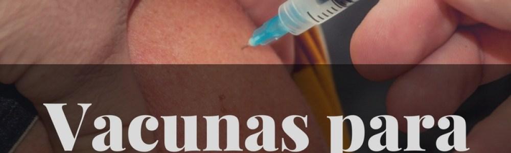 Vacunas para viajar a Filipinas