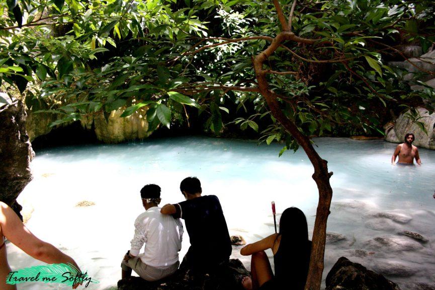 Poza Erawan Falls