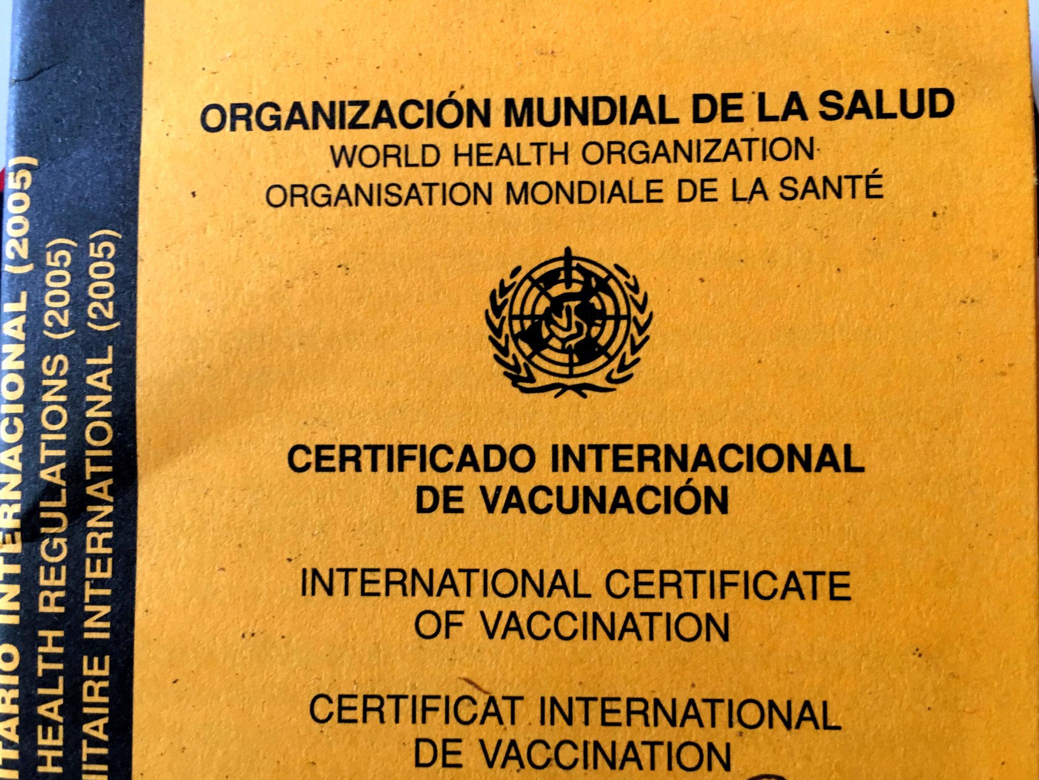 La amarilla vacuna en cuesta guatemala cuanto la contra fiebre