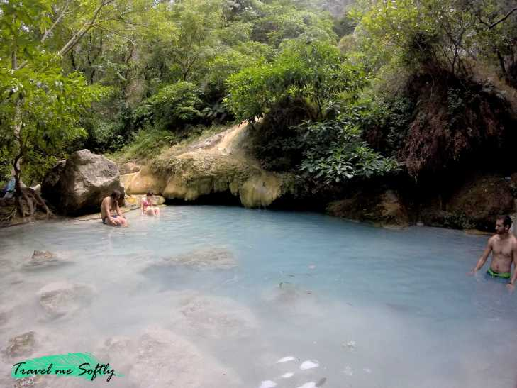 Poza del Erawan National Park