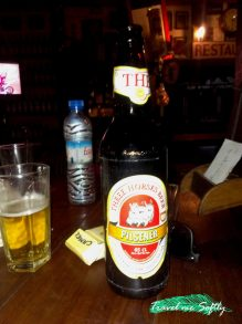 cerveza isla de Nosy Be