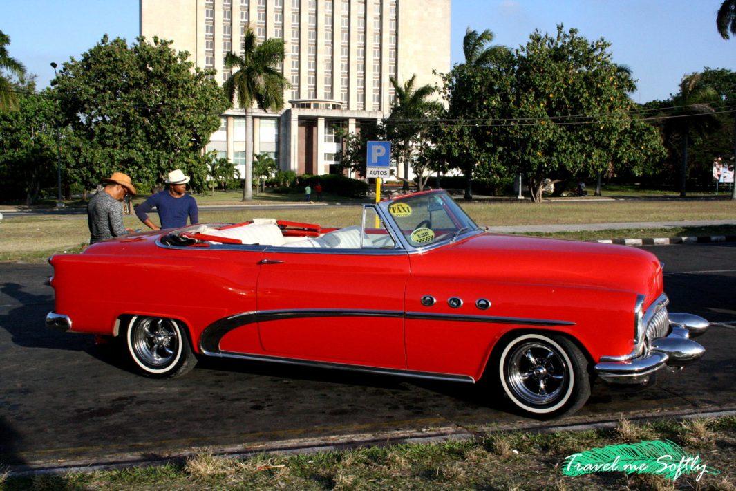almendrones cubanos viaje a Cuba