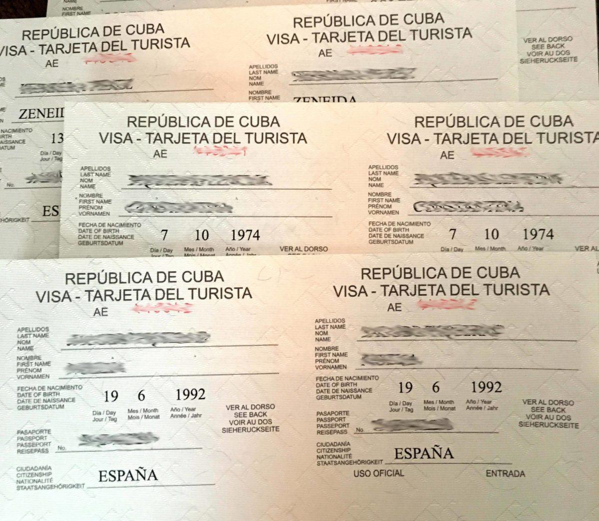 Visa para viajar a Cuba: cuánto vale y cómo obtenerla