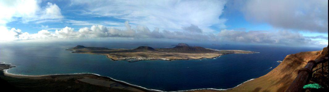 Isla de La Graciosa islas canarias