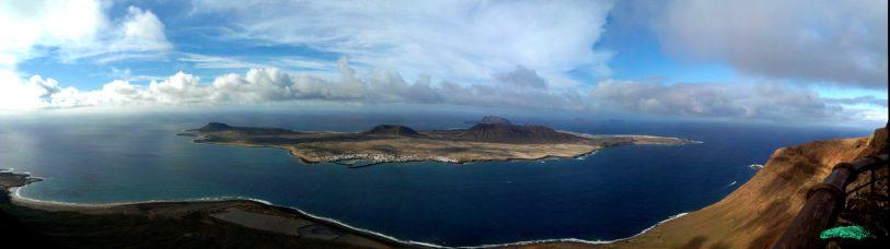 Isla de La Graciosa viajar a canarias