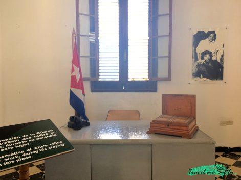 Oficina casa del Che Guevara