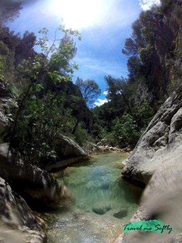 Barranco de Mela