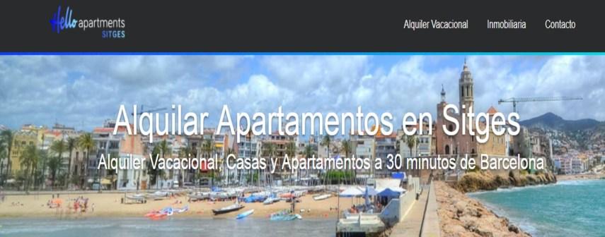 Vacaciones en Sitges Hello Apartments