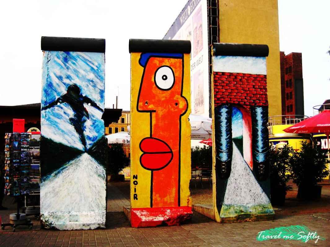 muro de berlin centro
