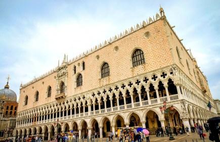 Palacio Ducal que ver en Venecia