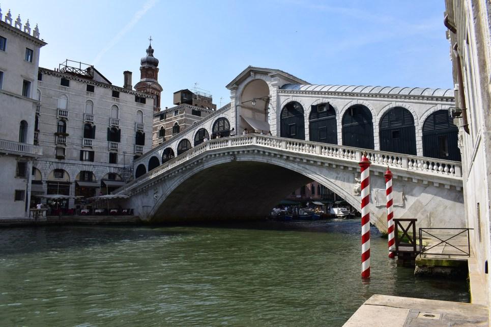 qué ver en venecia en dos días puente de rialto