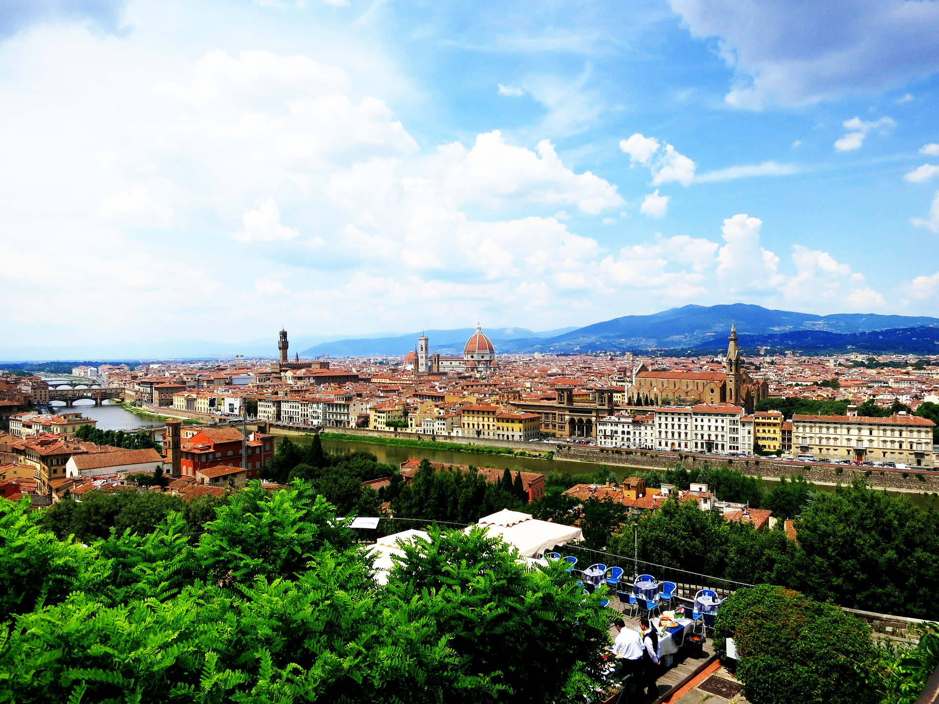 qué ver en Florencia vistas