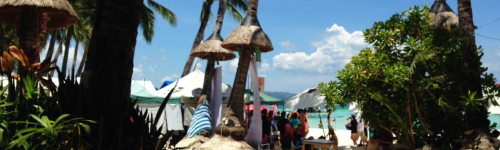 Boracay: diferencias entre las estaciones 1, 2 y 3 de White Beach