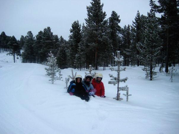 viaje a laponia finlandia