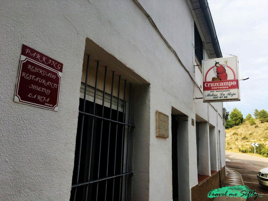 restaurante molino la reja