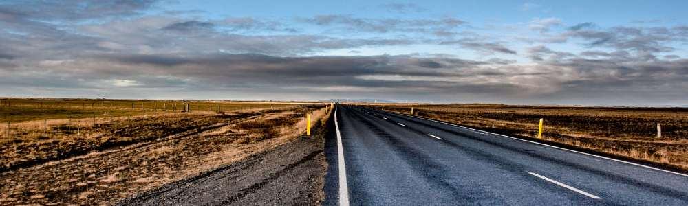 Itinerario de viaje por el sur de Islandia