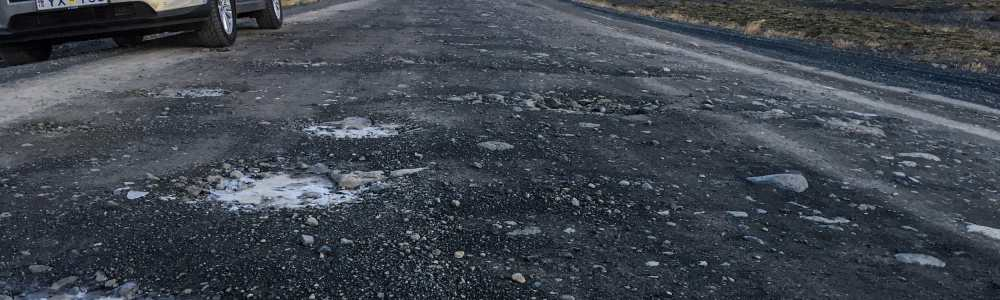 Las carreteras de Islandia