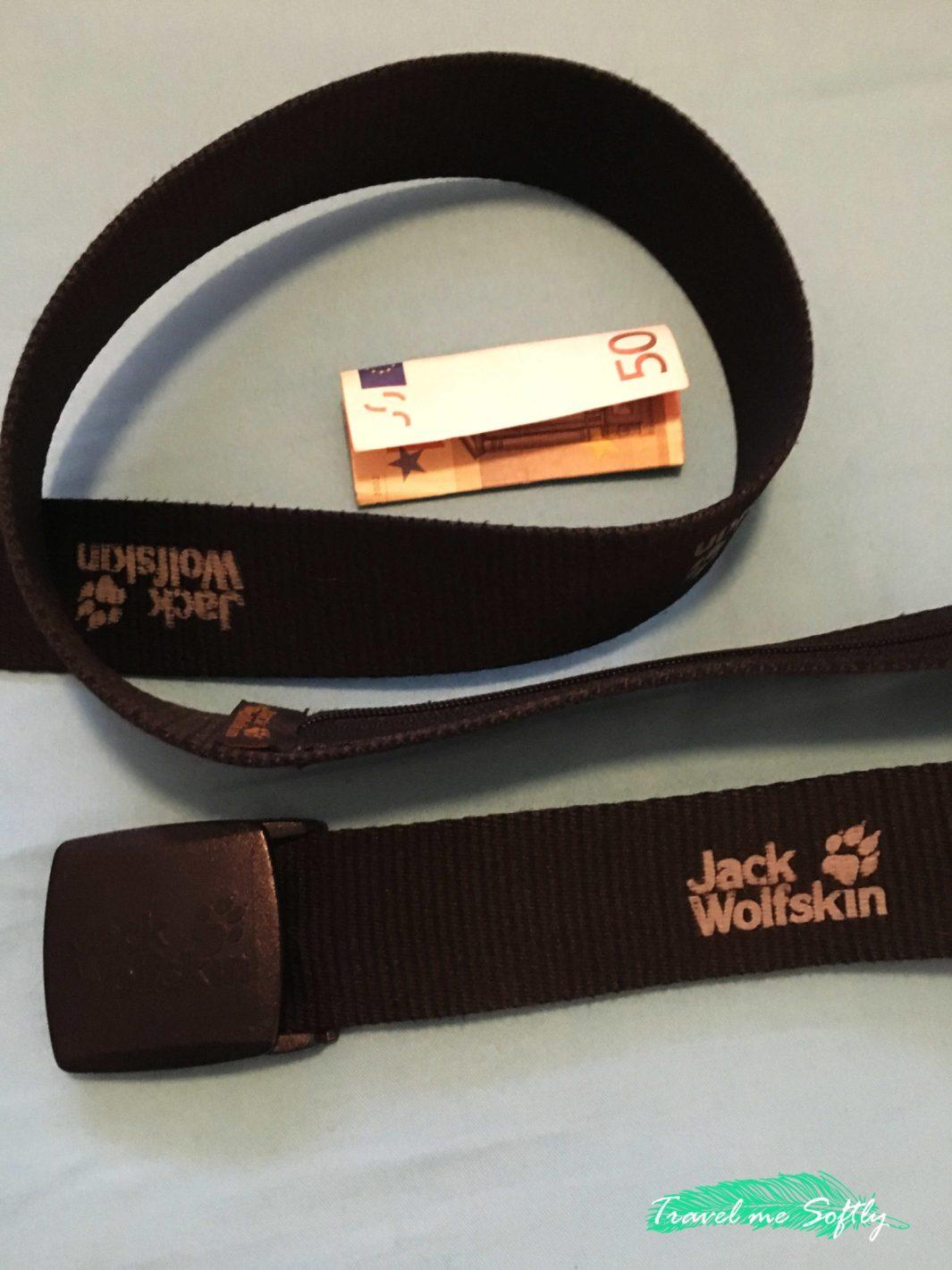 cinturon con bolsillo secreto regalos para viajeros