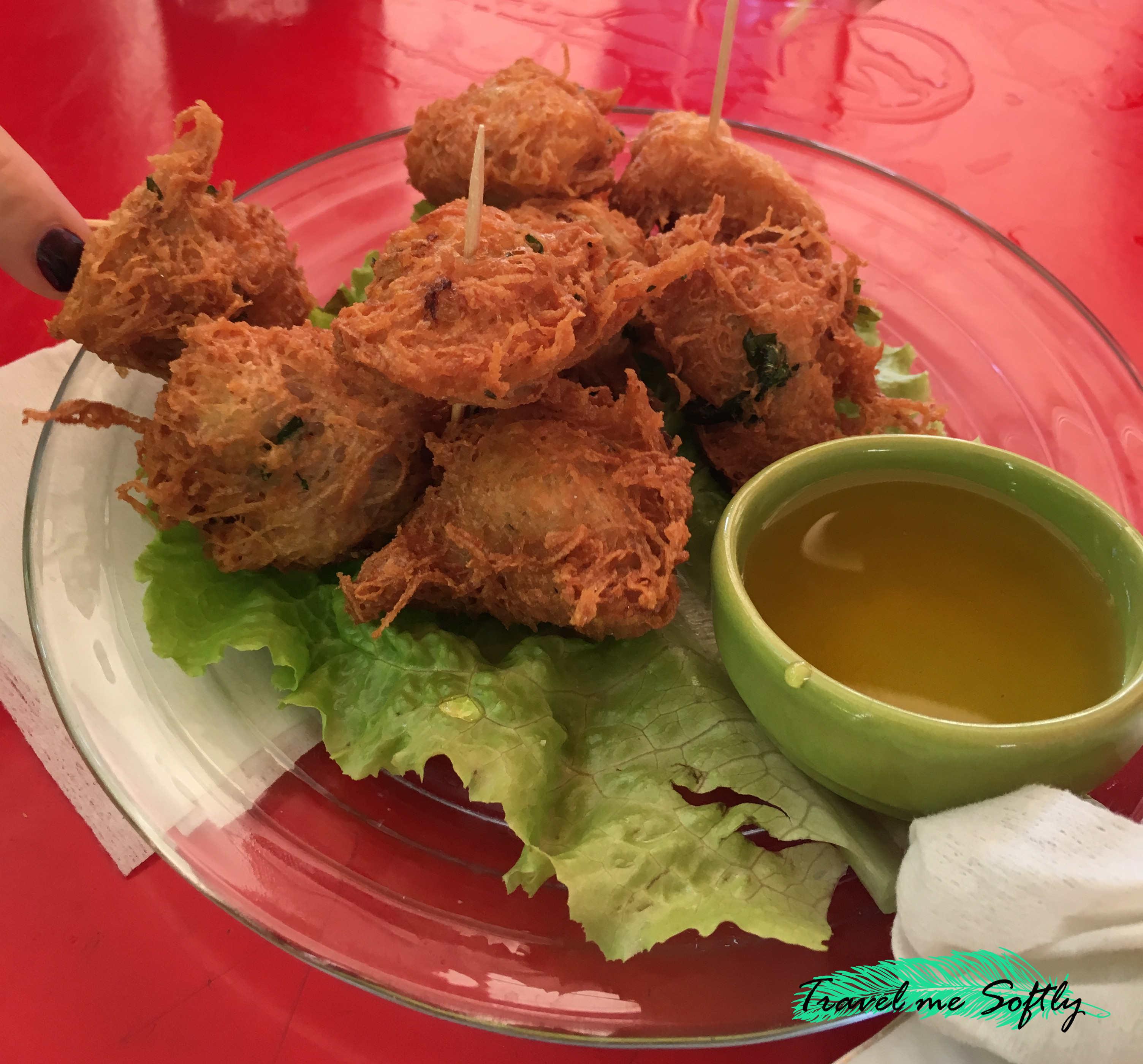 frituras de malanga gastronomía cubana
