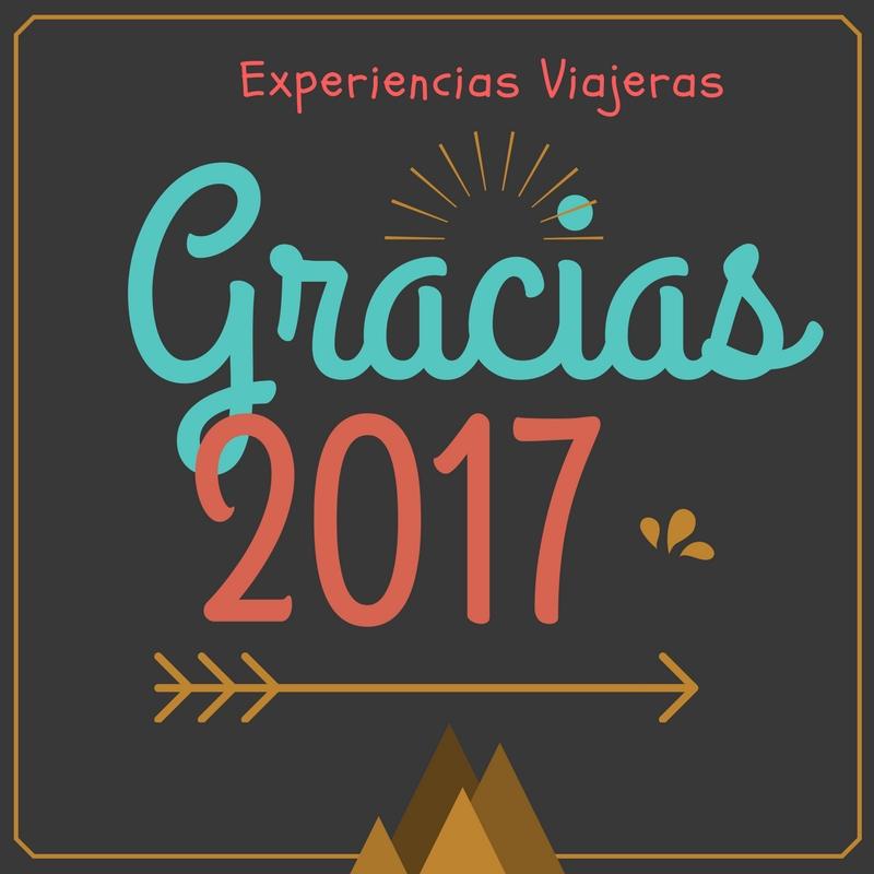 experiencias viajeras 2017