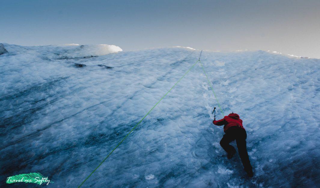 experiencias viajeras escalada en hielo