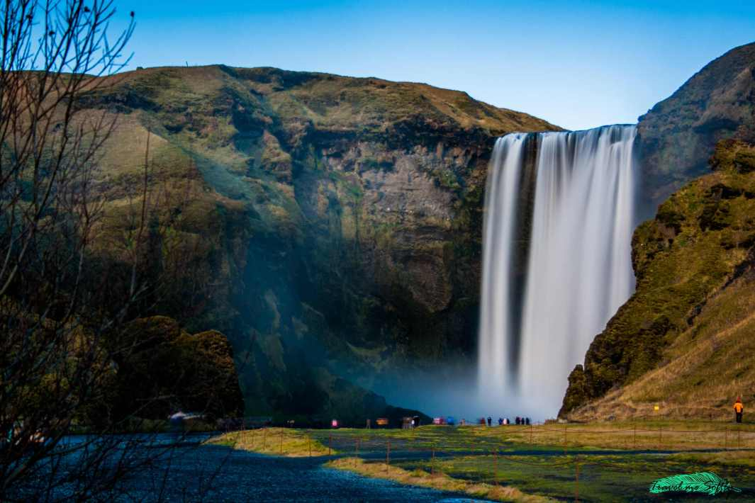 Skògafoss cascada de islandia